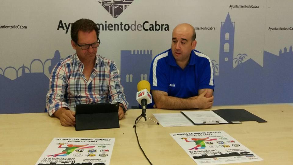 La Ciudad Deportiva acoge este sábado el III Torneo de Balonmano
