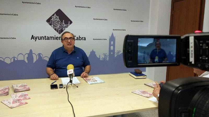 Presentado el programa de la Feria y Fiestas en honor a María Santísima de la Sierra