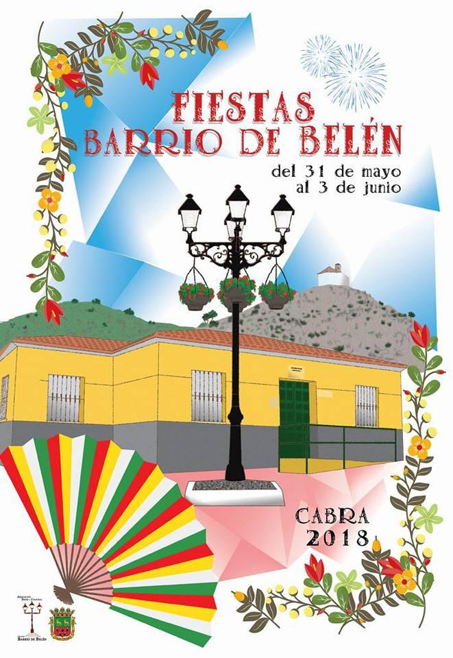 El Barrio de Belén acoge sus fiestas populares durante este fin de semana