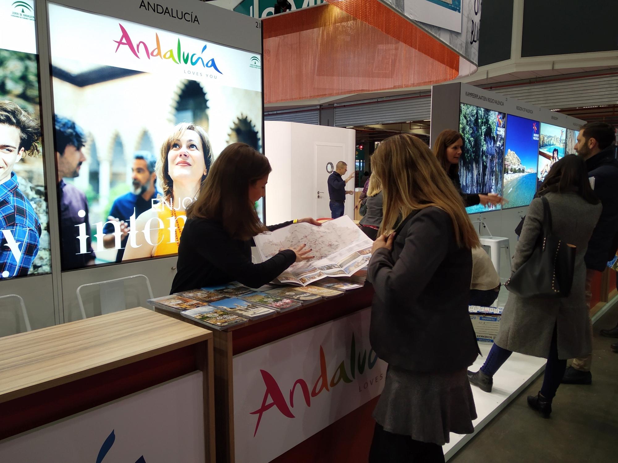Caminos de Pasión arranca el año promocionando los atractivos del interior de Andalucía en el mercado holandés