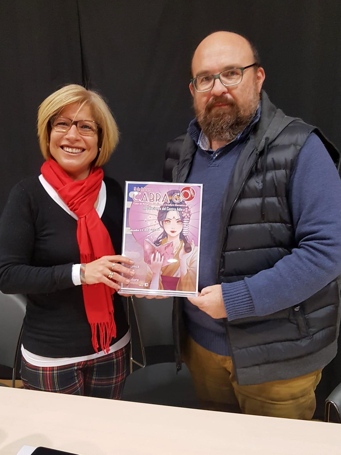 La Delegación de Juventud presenta Cabra Go!, primer Salón del Manga, los videojuegos y la cultura alternativa de Cabra