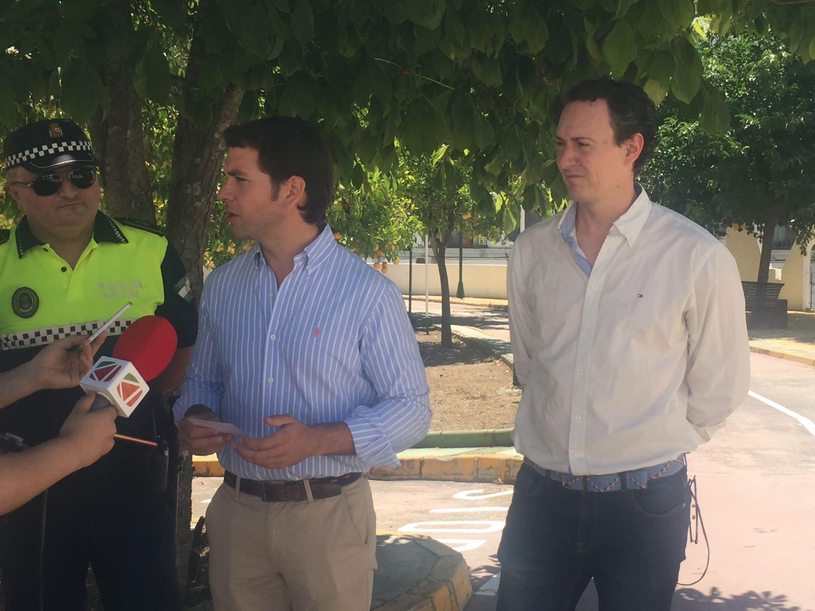 El Parque Infantil de Tráfico es sometido a diferentes obras de mejora por valor de 25.000 euros