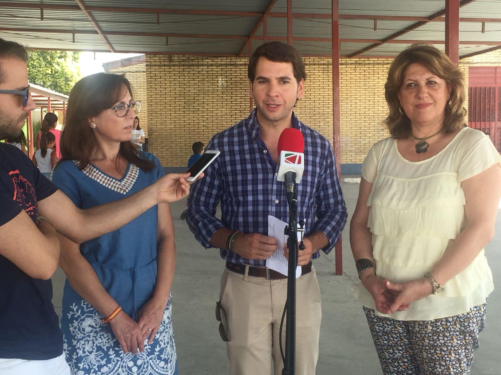 Más de 220 niños y niñas disfrutarán de la XVIII Escuela de Verano de Cabra