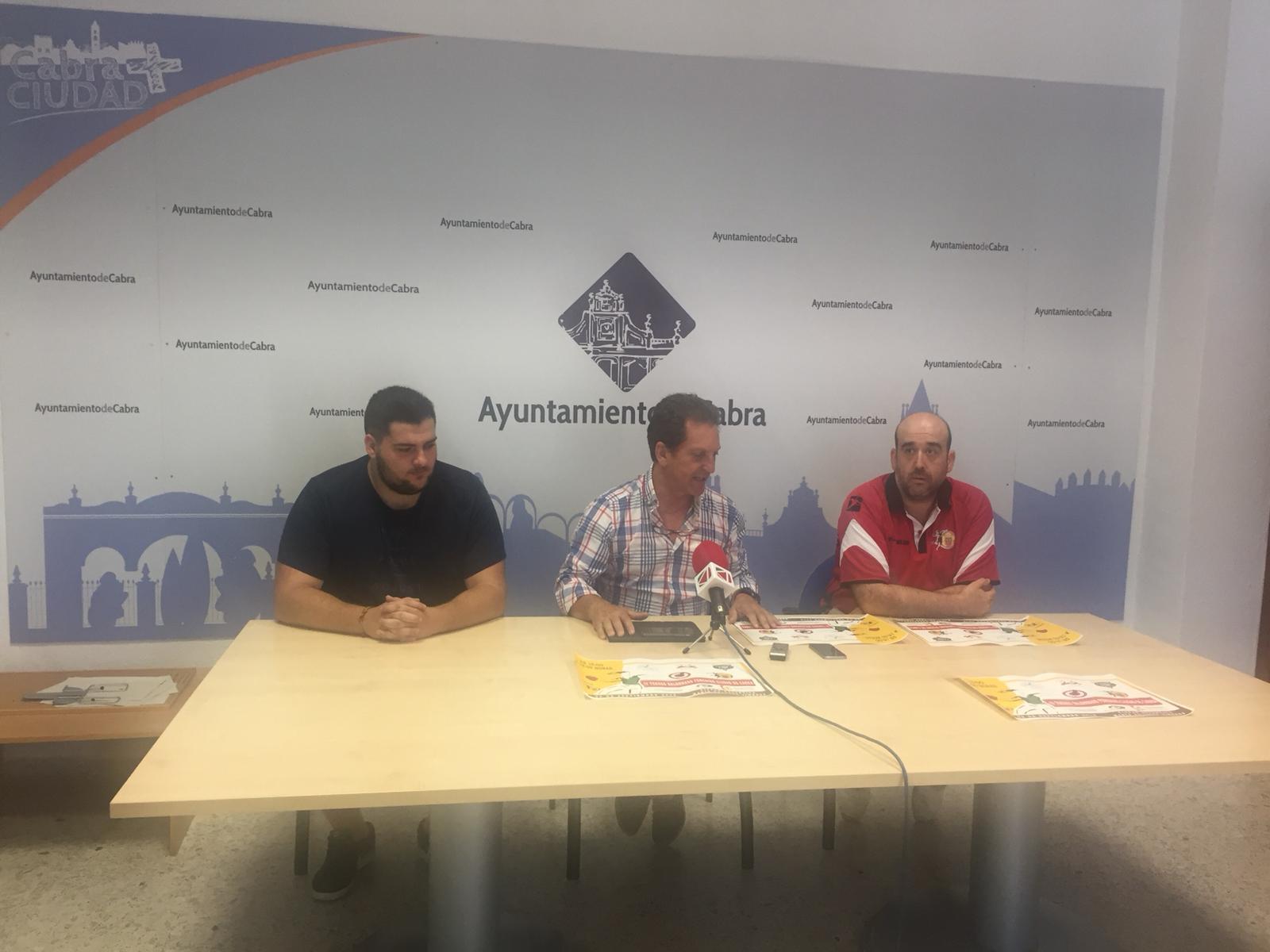 """El Club de Balonmano Egabrense celebra este sábado el IV Torneo de Balonmano Femenino """"Ciudad de Cabra"""""""