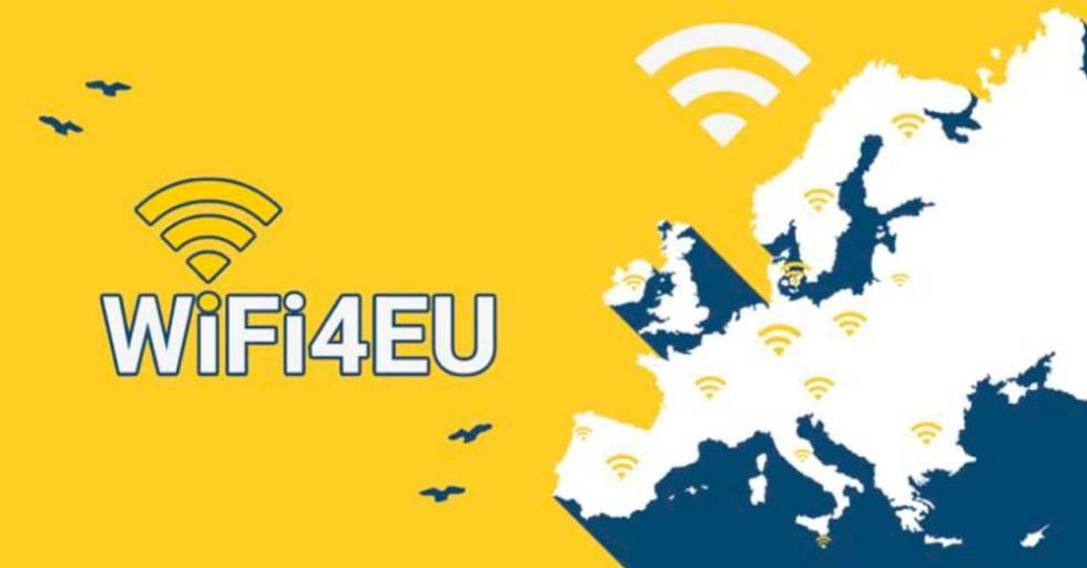 Cabra dispondrá de Wifi gratuito en espacios públicos gracias al Proyecto WiFi4EU