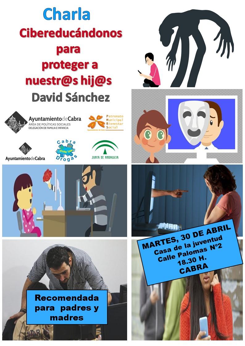 La Casa de la Juventud acoge una charla sobre cibereducación destinada a padres y madres