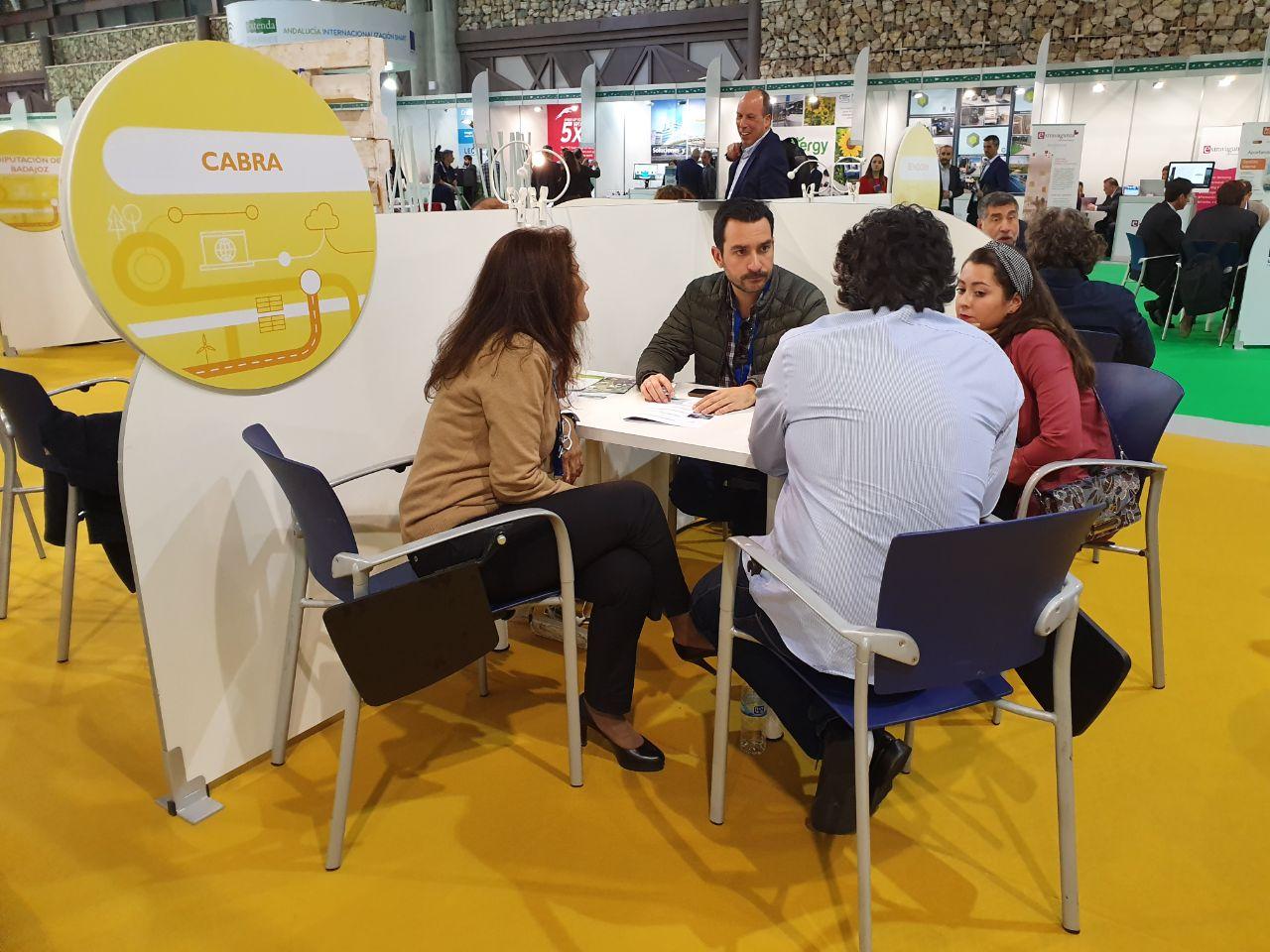 Cabra participa en la X Edición de Greencities, Foro de Inteligencia y Sostenibilidad Urbana