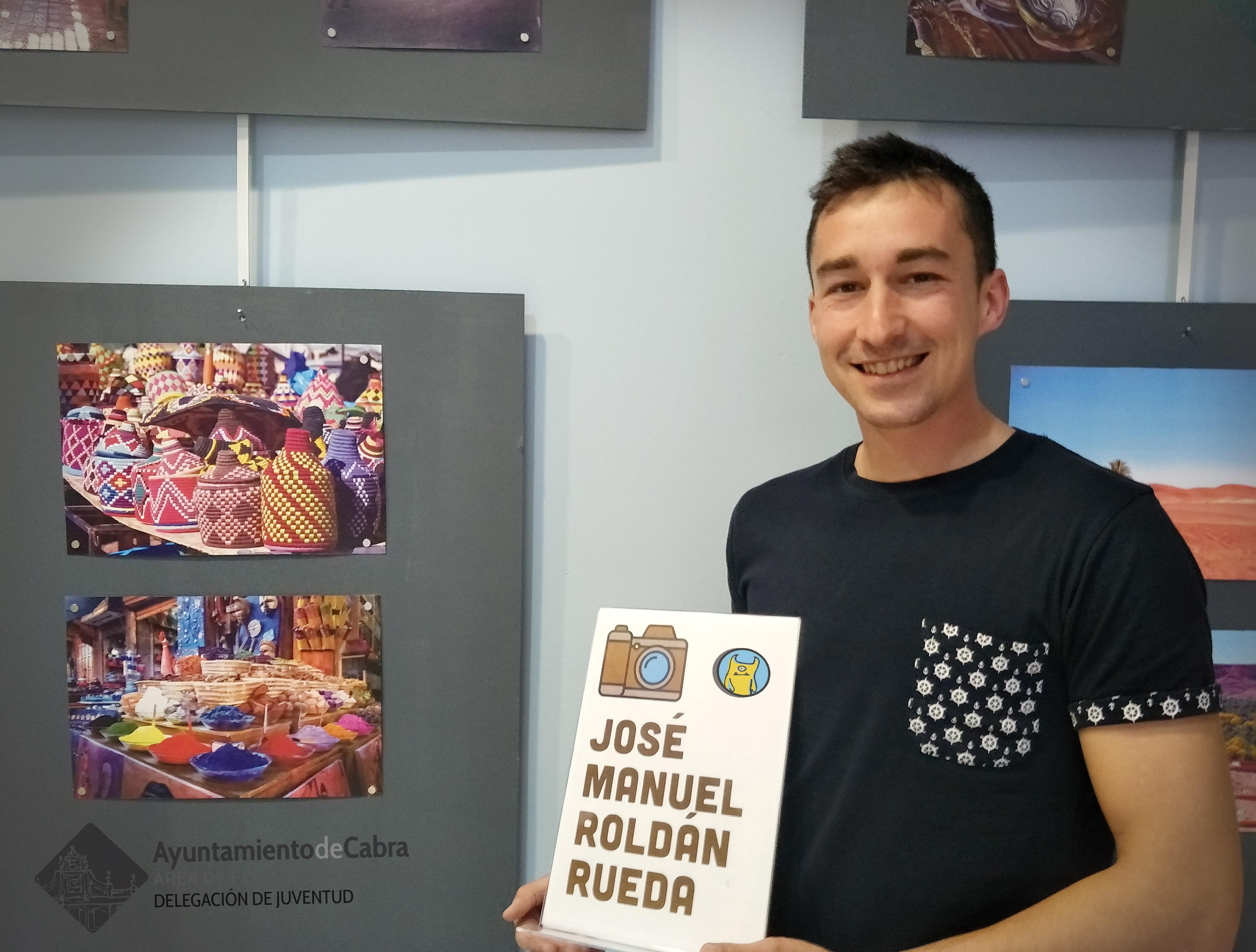 Una exposición de José M. Roldán presidirá la entrada de la Casa de la Juventud hasta junio