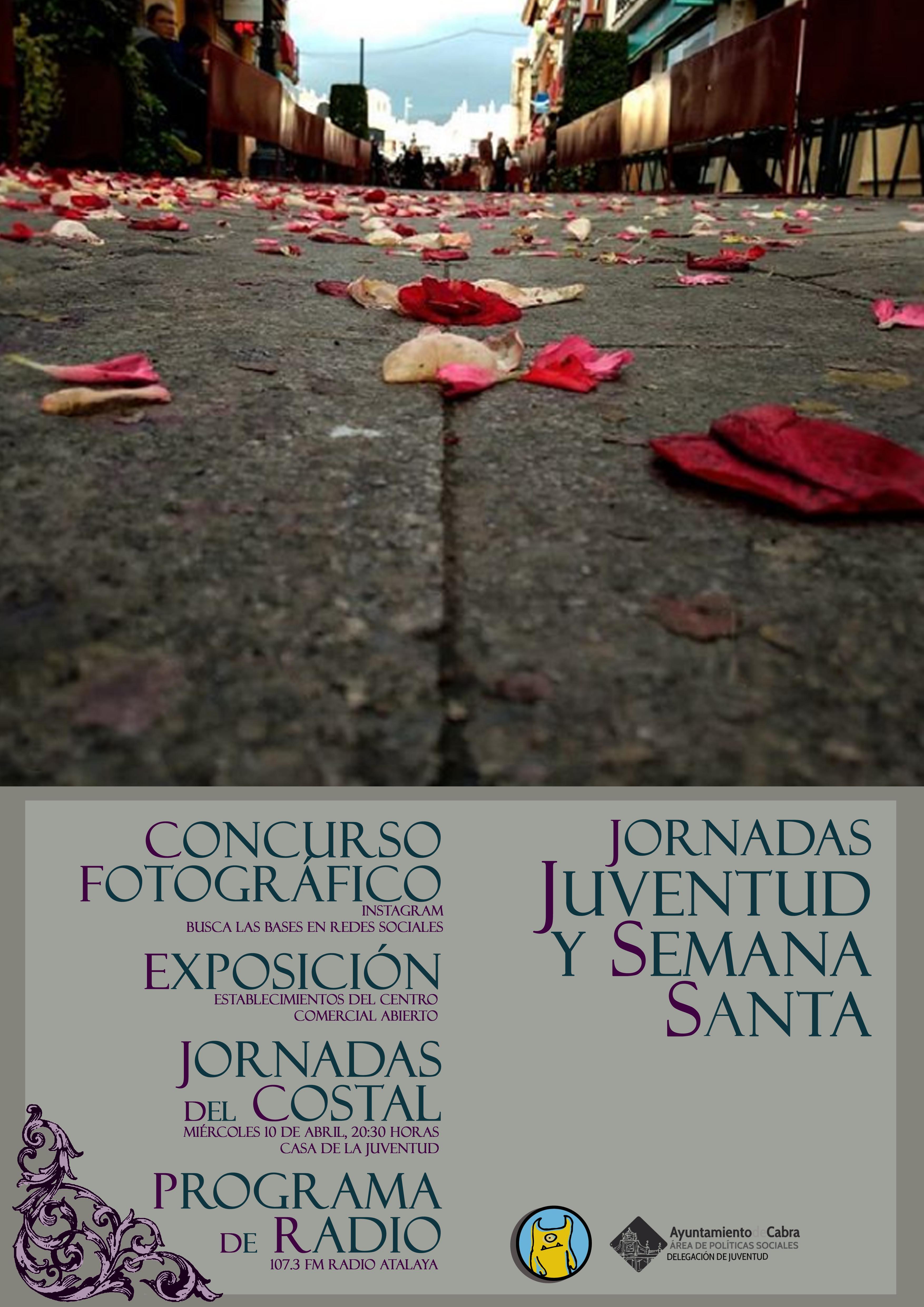 """La Casa de la Juventud presenta las Jornadas """"Juventud y Semana Santa"""""""