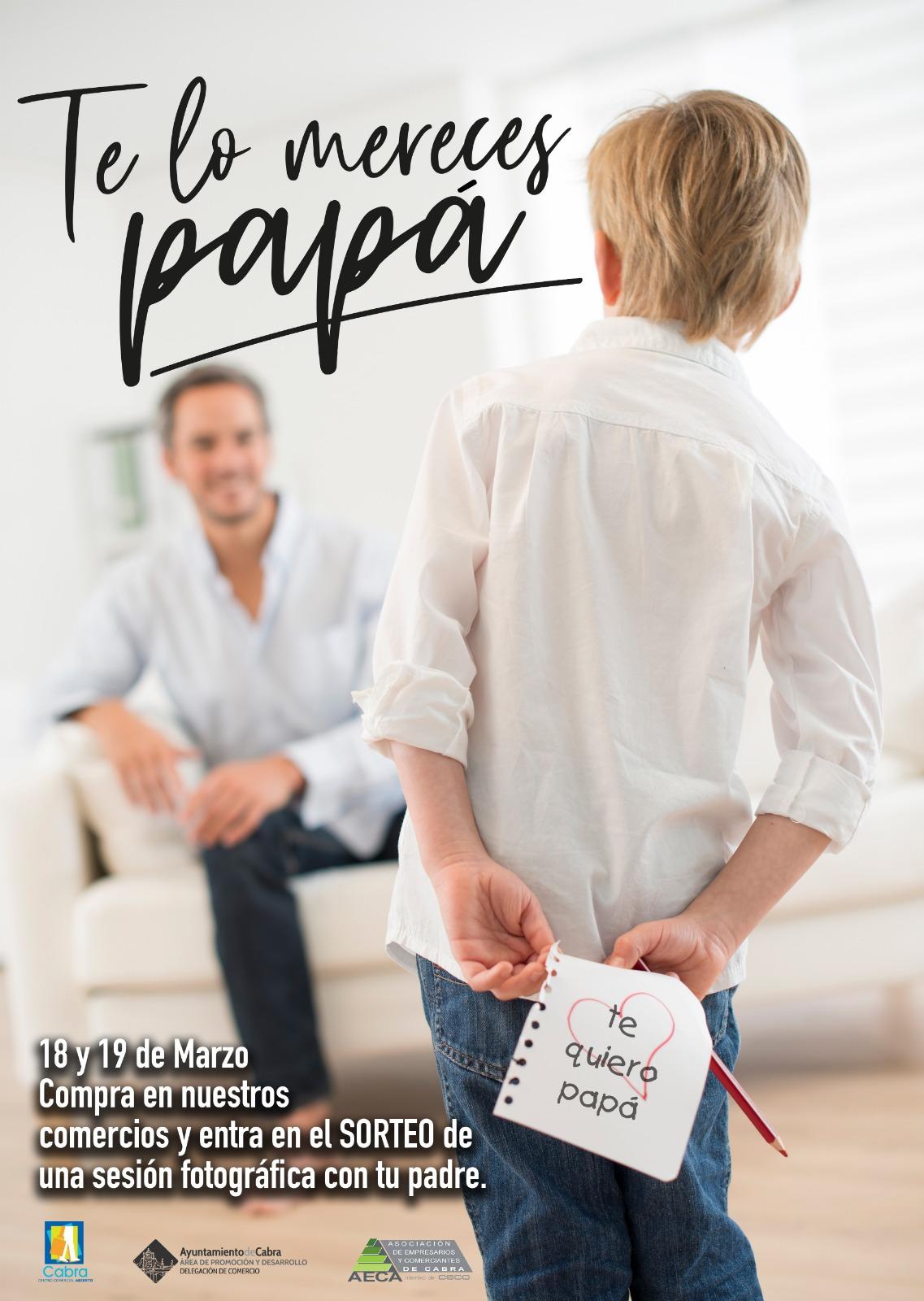 Arranca la Campaña Comercial por el Día del Padre