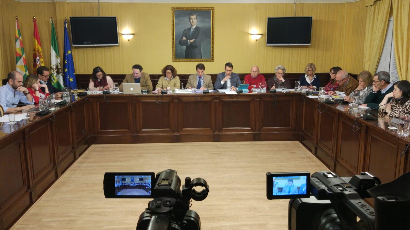 Celebrado el Pleno Municipal del mes de marzo