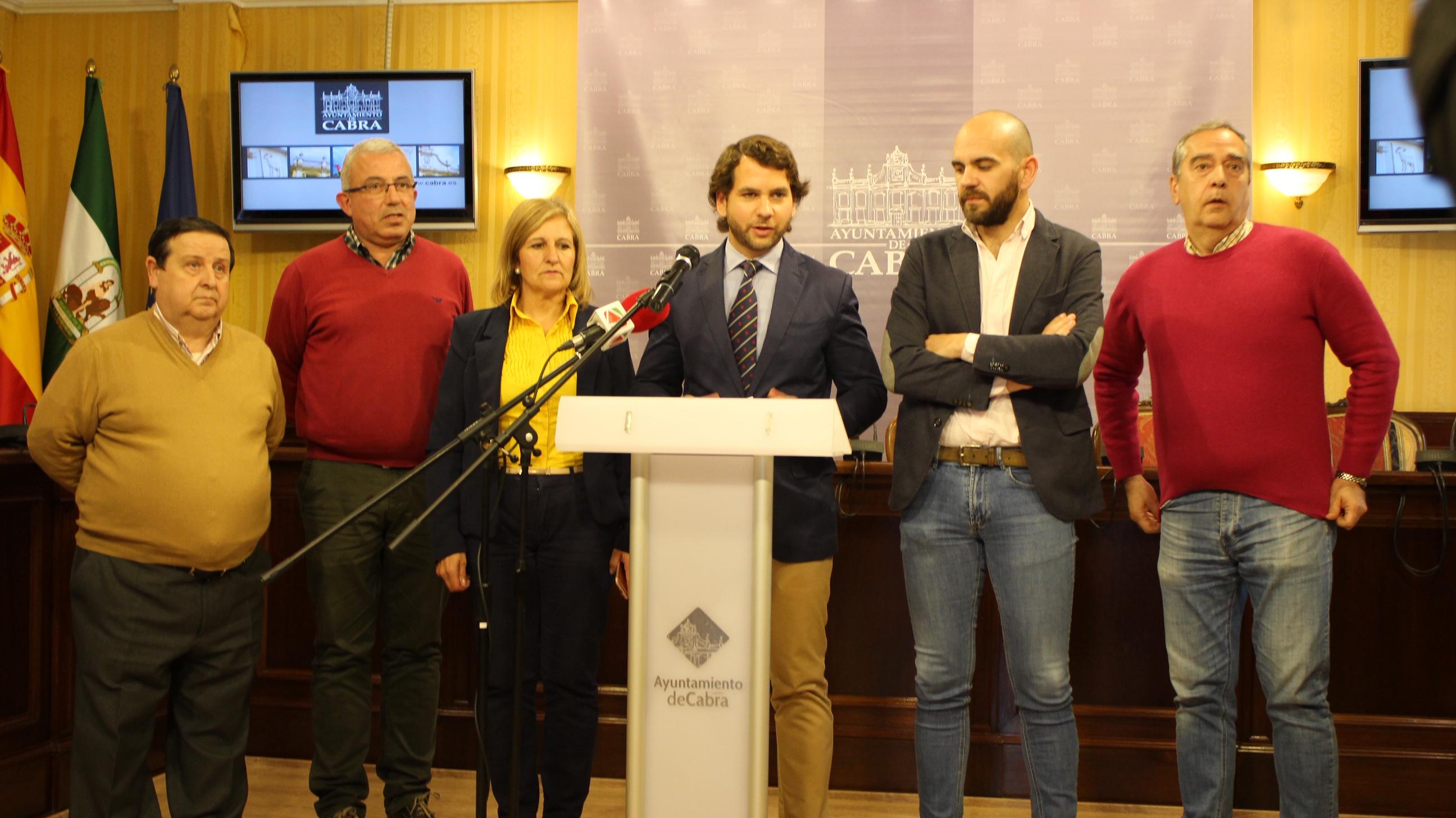 El Ayuntamiento anuncia medidas ante un primer caso de coronavirus en Cabra