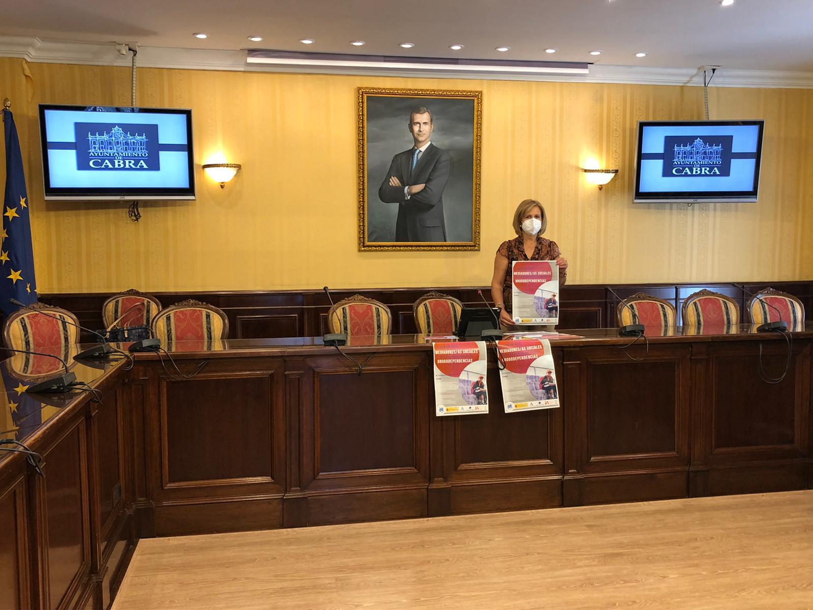 La tercera edición del Curso de Mediadores/as para la Prevención de las Drogodependencias se llevará a cabo online