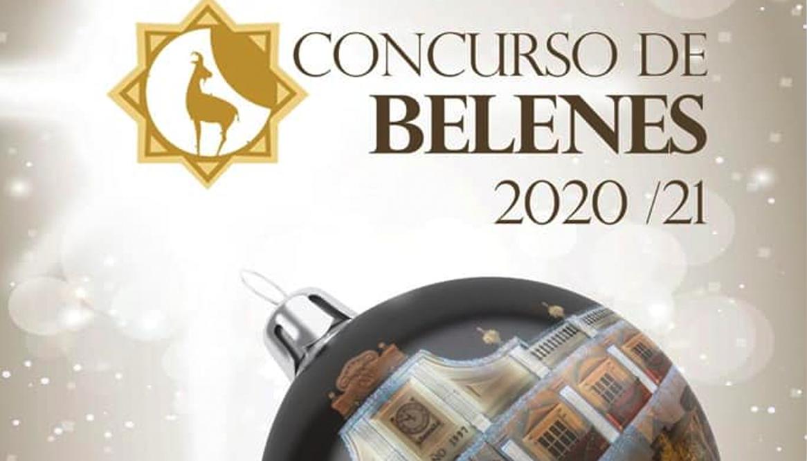 Convocado el XXVI Concurso de Belenes 2020 / 21