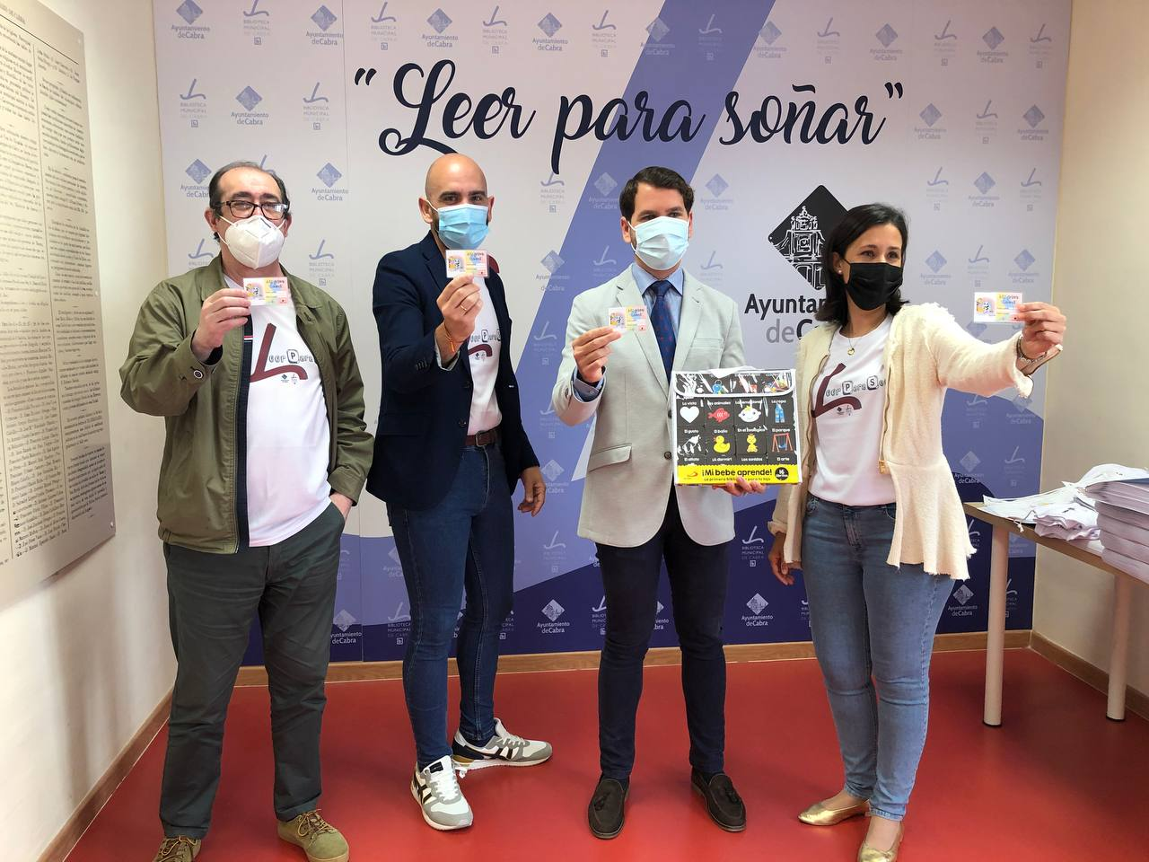 """Presentada la campaña por el Día del Libro """"Leer para soñar"""""""
